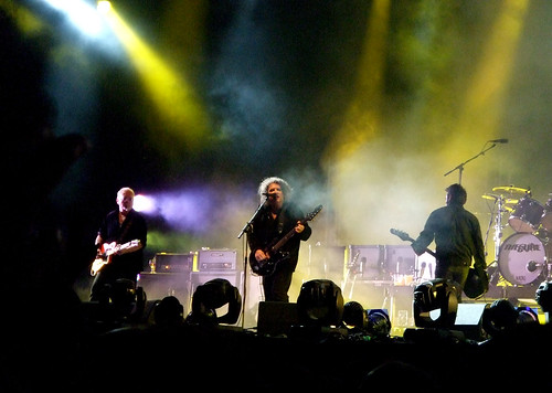 The Cure, Robert Smith on BBK Live 2012