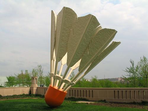 Shuttlecocks, 1994 - 34/365