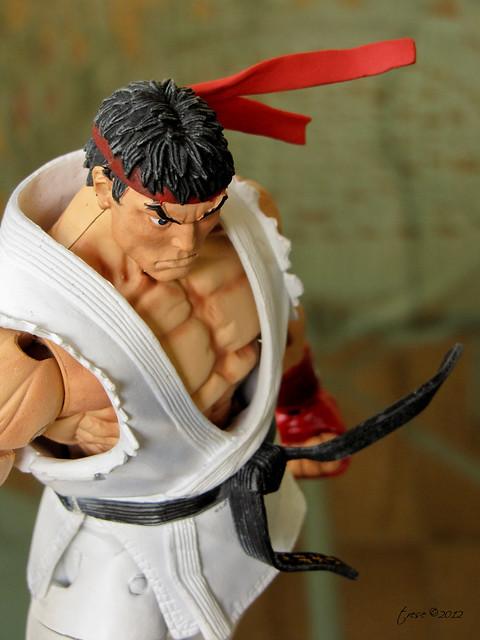Neca Ryu Street Fighter IV