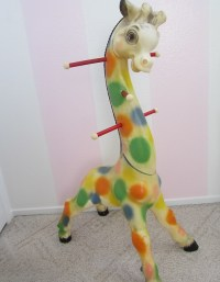giraffe coat rack | Flickr - Photo Sharing!