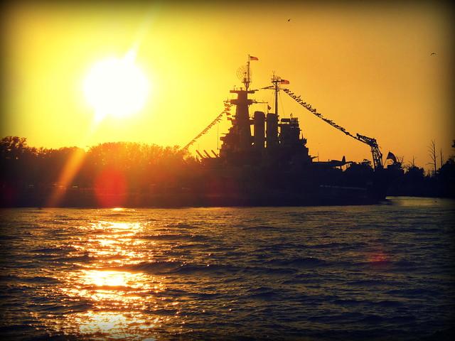 Battleship NC