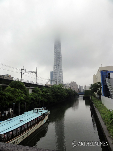 Grand opening of the Sky tree , Tokyo