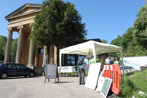 Saturday's bioblitz begins at Arnos Vale Cemetery