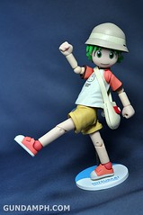 Revoltech Yotsuba DX Summer Vacation Set Unboxing Review Pictures GundamPH (45)