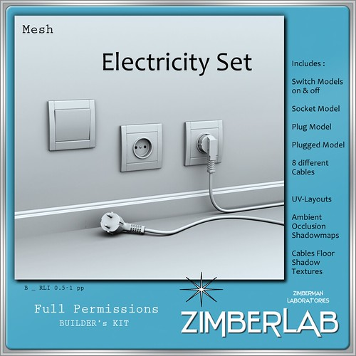 ZimberLab Electricity Set B @ The Deck