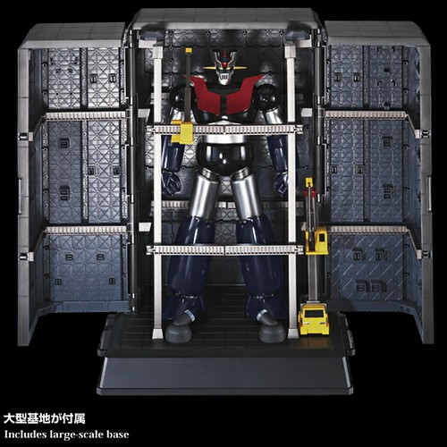 SOC DX Mazinger Z - Soul Of Chogokin GundamPH (5)