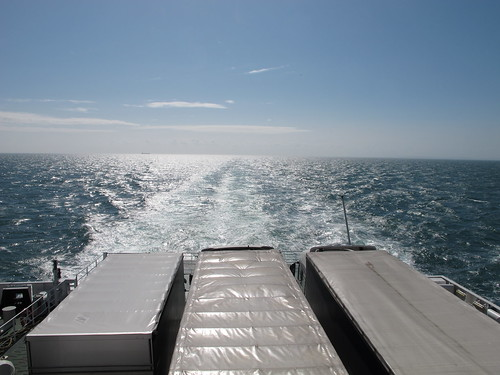 Nice day for Crossing the Channel