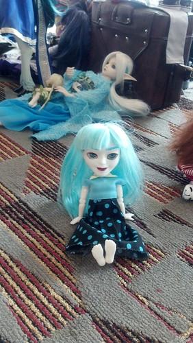 Asian Ball Jointed Doll Meetup at Otakon 2012