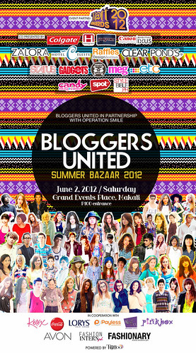 1_Bloggers United Poster