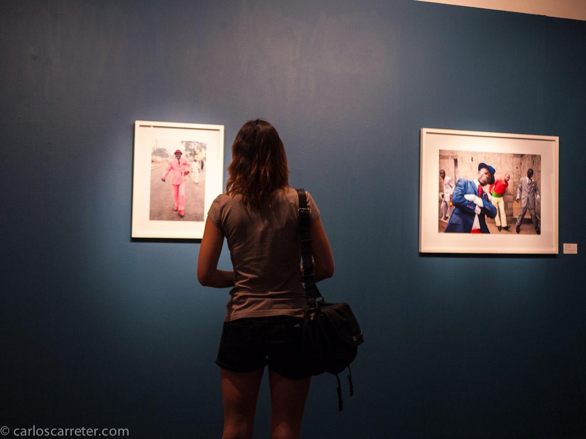 Exposiciones en el cículo de bellas artes