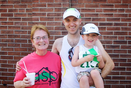 Will, Daddy, & Grandma