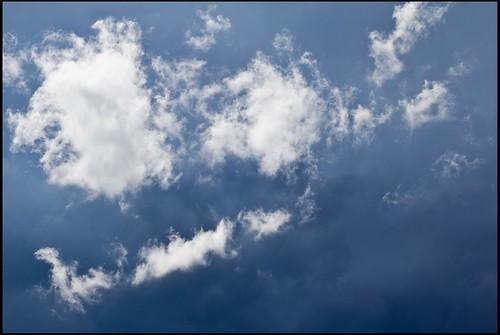 Wolkenspiel IV
