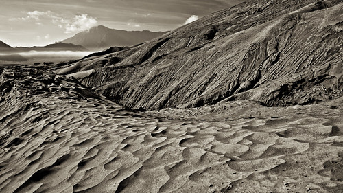 Sea of Sand Valleys by Scholesville
