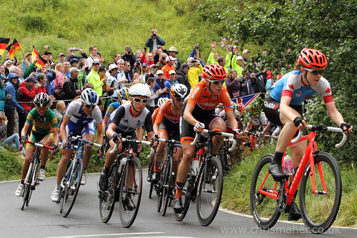 London 2012 Olympics - Women's Road Race | Emma Pooley