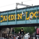 Camden Town London August 2016