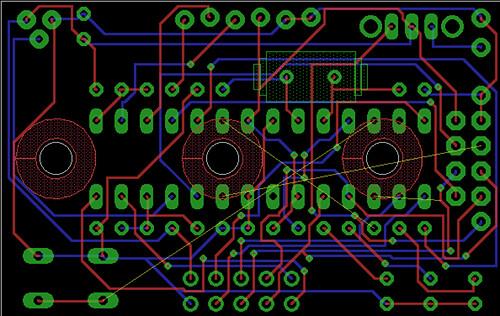 RF Duinode V5 PCB -- Oops!