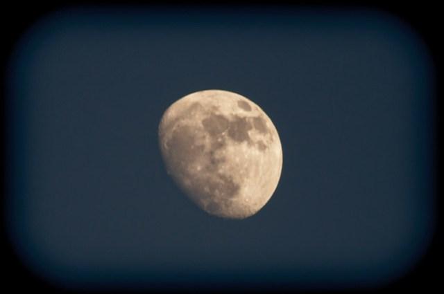 Mond im Mai (Bearbeitet)