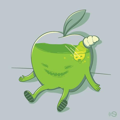 Apples revenge