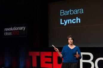 TEDxBoston 2012 - Barbara Lynch