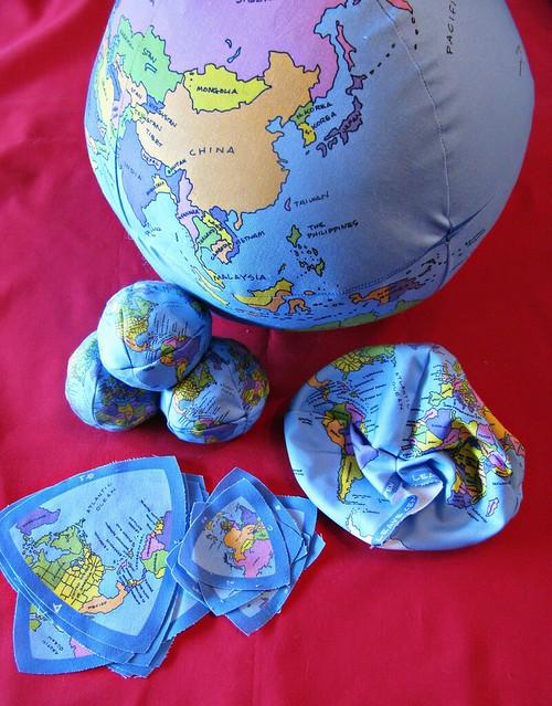 Quiet Toys Globes 1