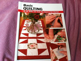 Basic Quilting Book