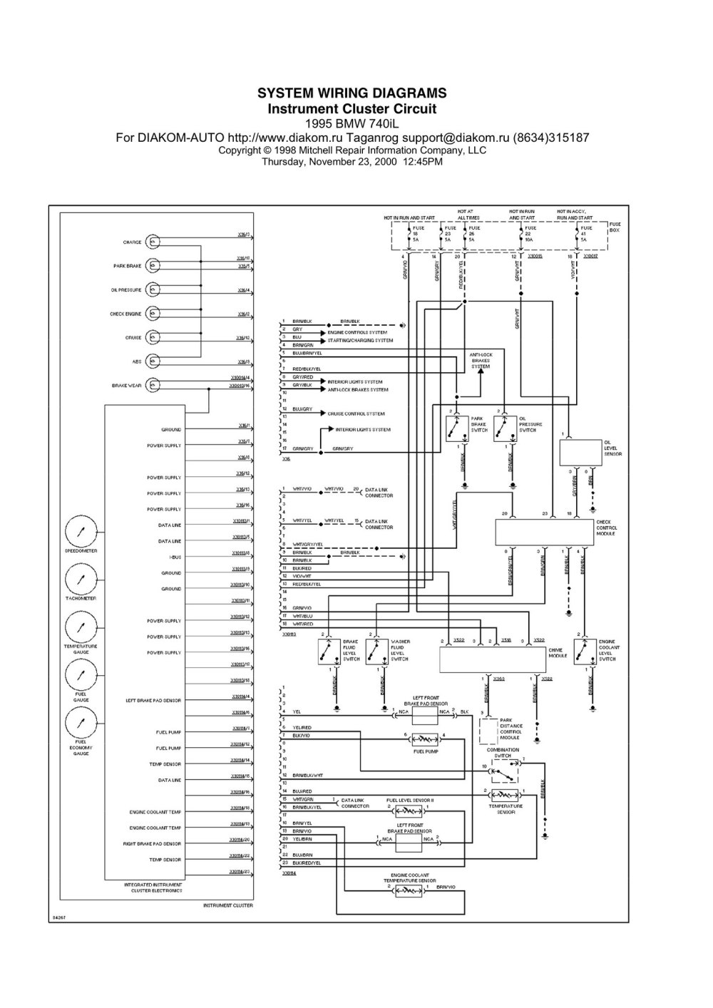 medium resolution of bmw e39 wiring diagram wiring diagram for you 2008 bmw fuse box diagram bmw e39 wiring