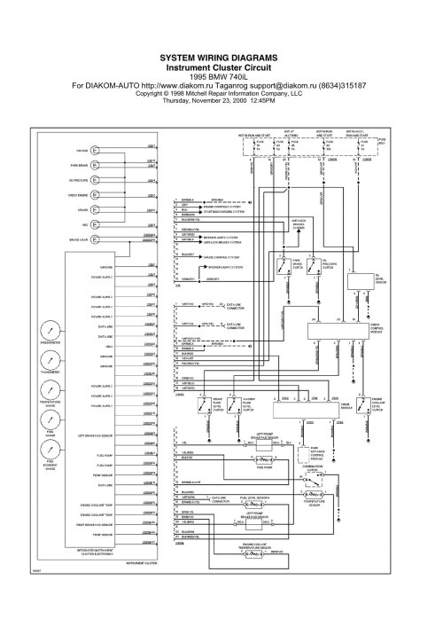 small resolution of e39 wiring diagrams lights
