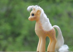 My Little Pony Friend G1 Creamsicle