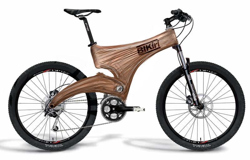 bici de madera 009