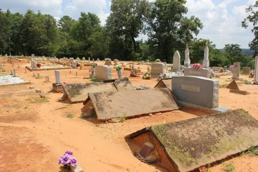 Macedonia UMC Cemetery, Northport AL