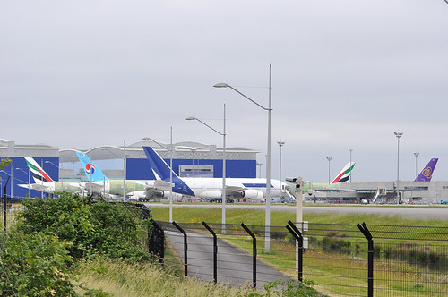 J.L. LAGARDERE flight line 23/05/2012.