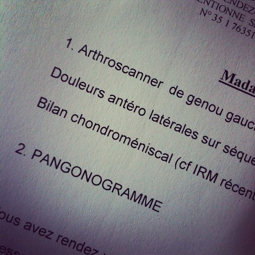 Pangonogramme