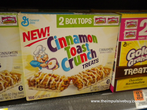 Cinnamon Toast Crunch Treats