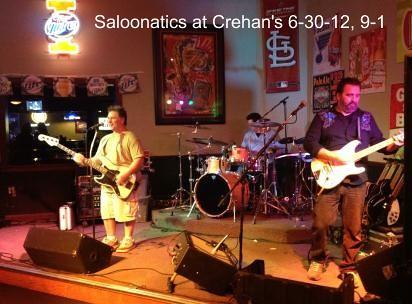 Saloonatics 6-30-12