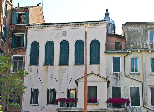 Italian Synagogue, Venetian Ghetto
