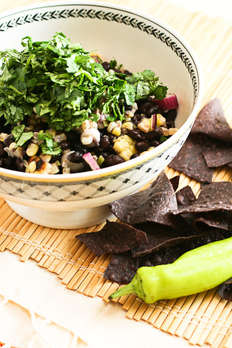 Roasted Corn and Black Bean Salad (3 of 5)