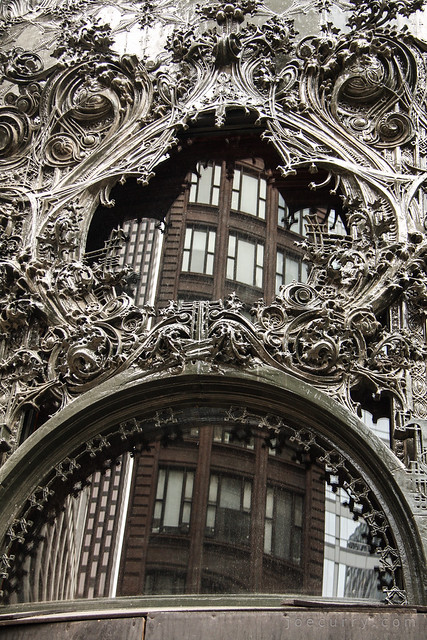 City Target, Louis Sullivan building (formerly Carson Pirie Scott)