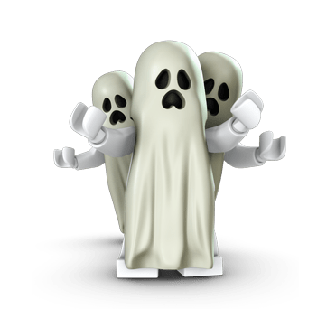 LEGO Monster Fighters Ghost (The Ghosts)