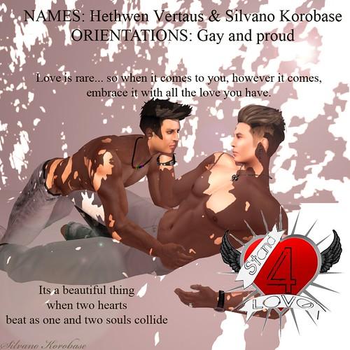 Stand4Love Silvano Korobase and Heth Vertaus by SilvanoKorobase