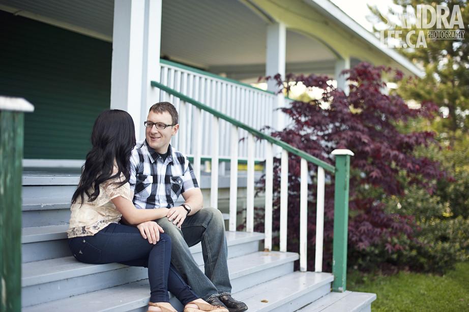 Blaine + Kerilyn Engagement Session