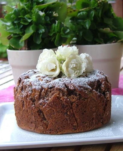 Chocolate & Pear Cake - Torta Cioccolato & Pere