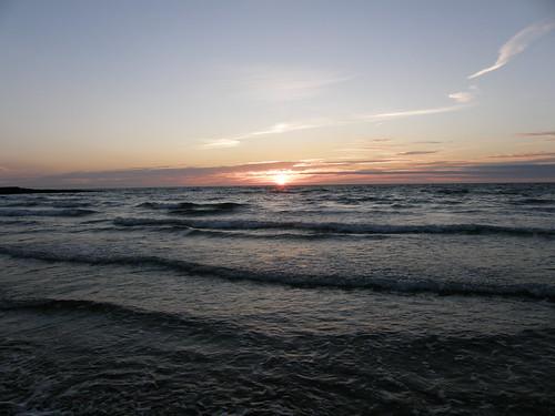 Porth Towyn Sunset