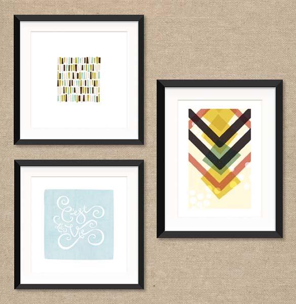 minted prints