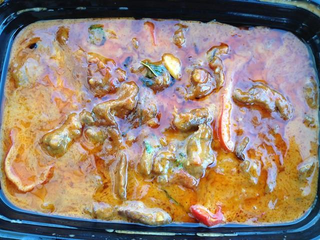 Beef panang curry - Pad Thai Restaurant