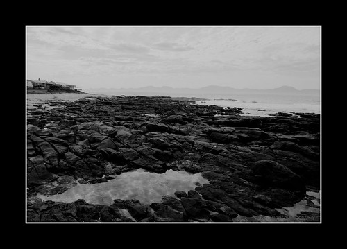 Mossel Bay rocks #3 by EL-CHAIYAI Photography