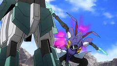 Gundam AGE 2 Episode 28 Chaos in the Earth Sphere Youtube Gundam PH (29)