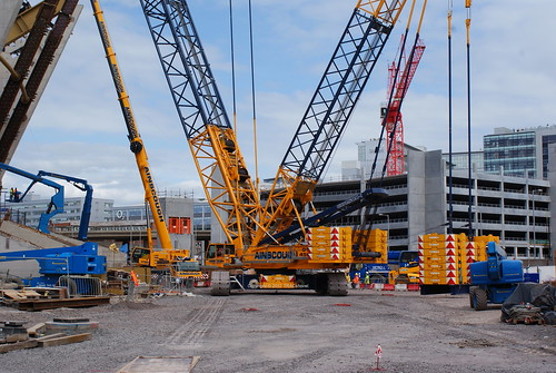 DEMAG CC2500 - Ainscough Heavy Crane Hire