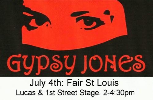 Gypsy Jones July 4th