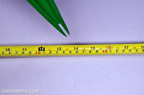 1-100 Kshatriya Neograde Version Colored Cast Resin Kit Straight Build Review (126)
