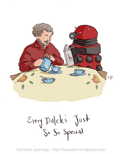 Every Dalek's Just So So Special